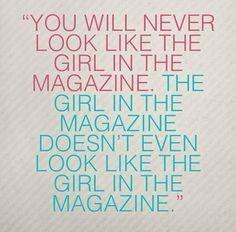 girl in mag