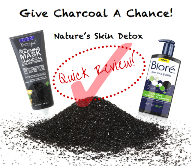 Give Charcoal A Chance
